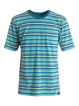 Mata Stripe - Pocket T-Shirt  EQYKT03526