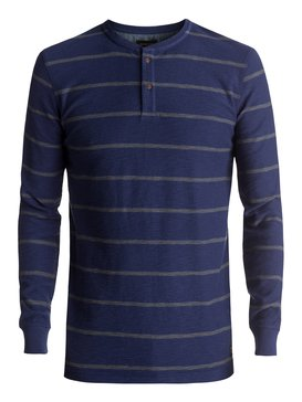 Y'Ami - Long Sleeve Henley T-Shirt  EQYKT03606