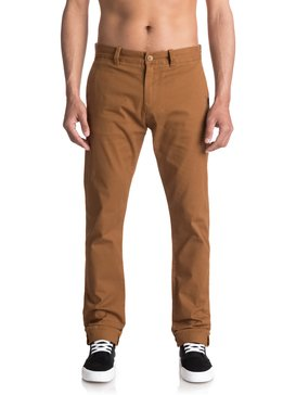 Krandy - Slim Fit Chinos  EQYNP03108