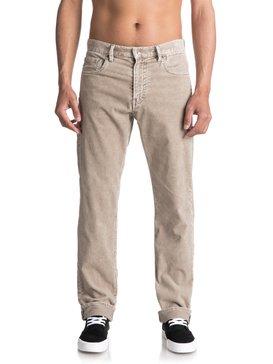 Kracker - Corduroy Trousers  EQYNP03129