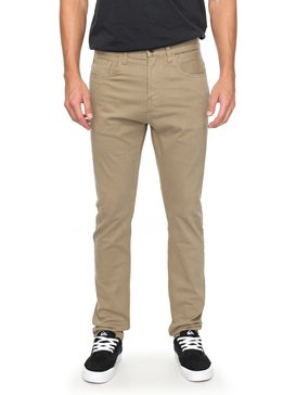 Dawn To Dust - Slim Fit Trousers  EQYNP03140