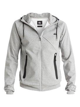 Active Nylon - Zip-Up Polar Fleece Hoodie  EQYPF03010