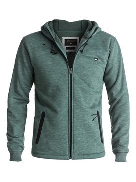 Kurow Sherpa - Technical Zip-Up Hoodie  EQYPF03020