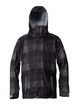 MISSION IRISHPLAID INS JACKET EQYTJ00024