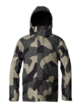 MISSION MACROFLAGUE SHL JACKET EQYTJ00028