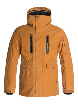 Dark And Stormy - Snowboard Jacket  EQYTJ03009