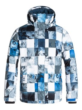 Mission Printed - Snowboard Jacket  EQYTJ03017