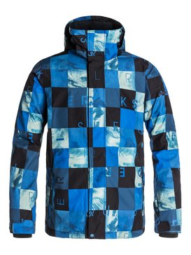 Mission Printed Shell - Snowboard Jacket  EQYTJ03028