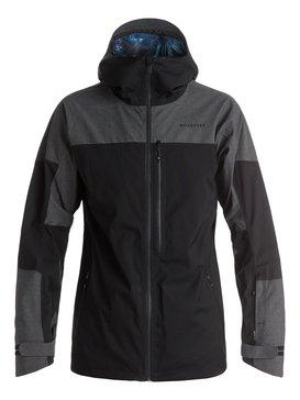 Stencil - Snow Jacket  EQYTJ03056