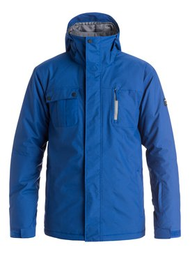 Mission Solid - Snow Jacket  EQYTJ03068