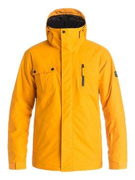 Mission Solid - Snow Jacket  EQYTJ03068
