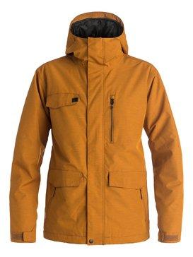 RAFT JACKET Orange EQYTJ03070