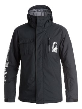 Mission Placed Art - Coach Snow Jacket  EQYTJ03089