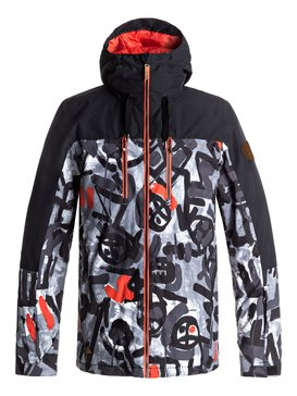 Mission Block - Snow Jacket  EQYTJ03126