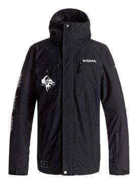 Mission Placed Art - Shell Snow Jacket  EQYTJ03149