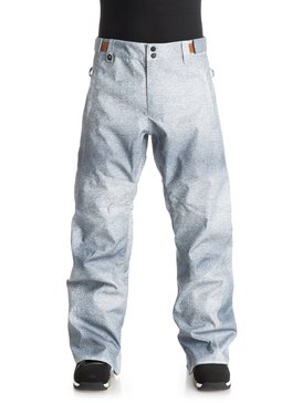 JULIEN D COUNTY SHELL PANT Grey EQYTP03039