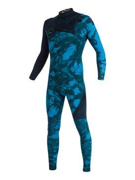 Highline Zipperless 4/3mm - Zipperless Full Wetsuit  EQYW103015