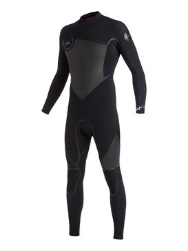 Syncro 4/3mm - Back Zip Full Wetsuit  EQYW103022