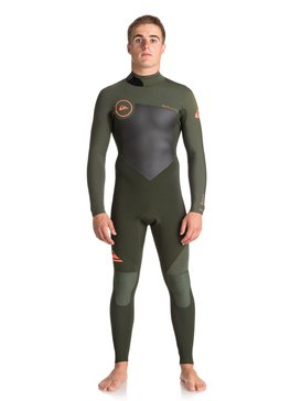 3/2mm Syncro Series Back Zip GBS - Full Wetsuit  EQYW103037