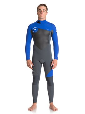4/3mm Syncro Series - Back Zip GBS Wetsuit  EQYW103041