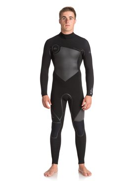 4/3mm Syncro Plus Back Zip - Full Wetsuit  EQYW103043