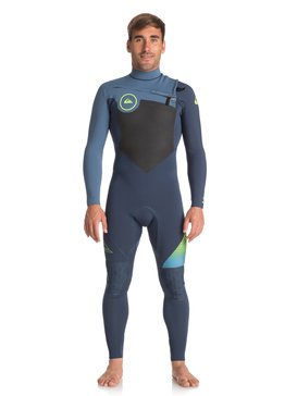 4/3mm Highline Plus - Chest Zip Wetsuit  EQYW103047