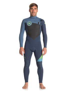 3/2mm Highline Series - Chest Zip Wetsuit  EQYW103049