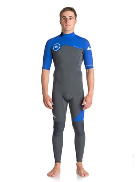 2mm Syncro Series Back Zip FLT - Short Sleeve Full Wetsuit  EQYW303005