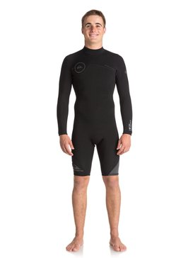 2/2mm Syncro Series - Long Sleeve Back Zip Springsuit  EQYW403005