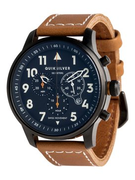 Seafire Leather - Analog Watch  EQYWA03015
