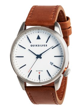 THE TIMEBOX 42 LEATHER  EQYWA03027