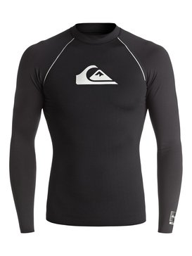 All Time Bonded - Long Sleeve Rash Vest  EQYWR03010
