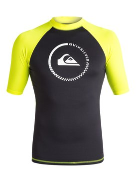 Lock Up - Short Sleeve Rash Vest  EQYWR03011