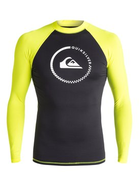 Lock Up - Long Sleeve Rash Vest  EQYWR03012