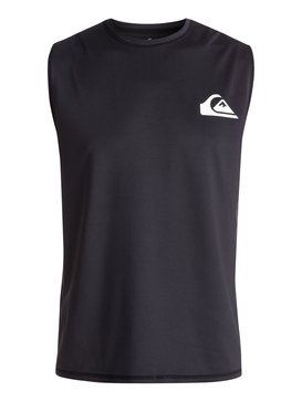 CUT OFF TANK Black EQYWR03027