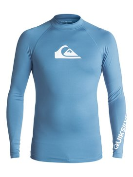 All Time - Long Sleeve Rash Vest  EQYWR03034
