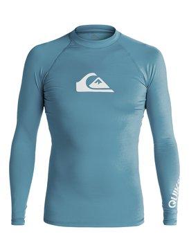 All Time - Long Sleeve UPF 50 Rash Vest  EQYWR03034