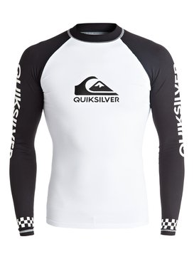 On Tour - Long Sleeve Rash Vest  EQYWR03040