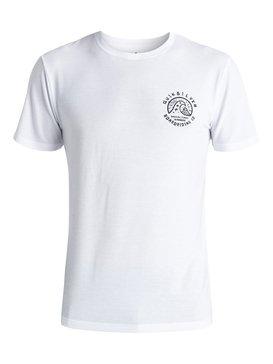 FADED AMPHIBIAN SS White EQYWR03045