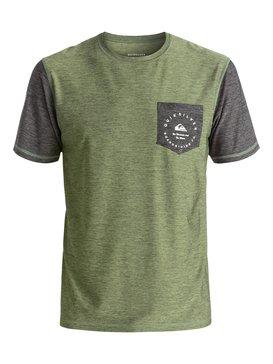 Badge - Pocket T-Shirt Rash Vest  EQYWR03047