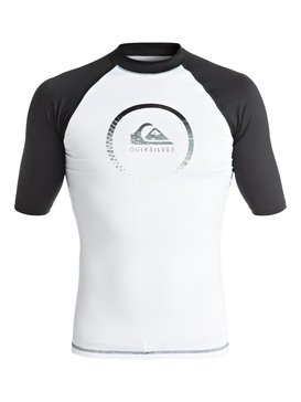 Active - Short Sleeve Rash Vest  EQYWR03059