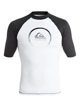 Active - Short Sleeve Rash Vest  EQYWR03059