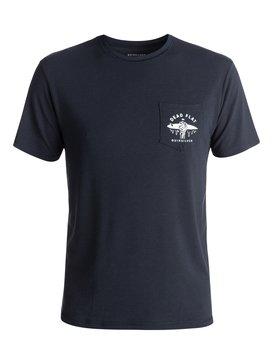 Bubble Amphibian - Amphibian Short Sleeve UPF 50 Rash Vest  EQYWR03067