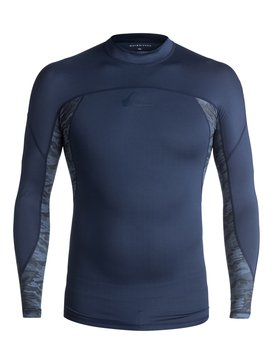 New Wave - Long Sleeve Rash Vest  EQYWR03074