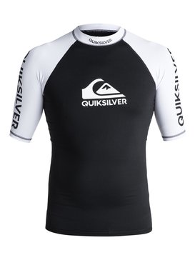 On Tour - Short Sleeve UPF 50 Rash Vest  EQYWR03075