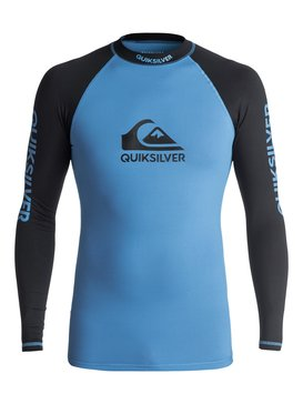 On Tour - Long Sleeve UPF 50 Rash Vest  EQYWR03076