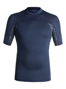 New Wave - Short Sleeve UPF 50 Rash Vest  EQYWR03079