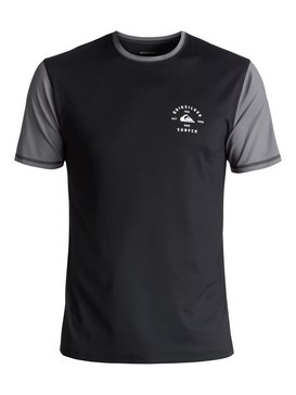 Colour Blocked Surf - Amphibian UPF 50 Surf T-Shirt  EQYWR03089
