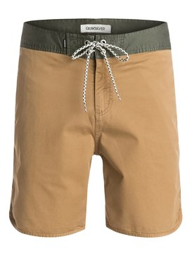 "Street Trunk Scallop - 19"" Street Trunk Scallop Shorts  EQYWS03073"