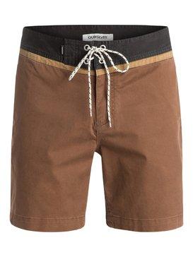 "Street Trunk Yoke - 19"" Street Trunk Yoke Shorts  EQYWS03096"
